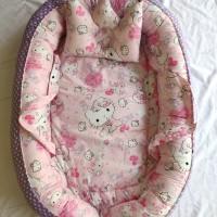 Baby Nest Set Bantal Peyang