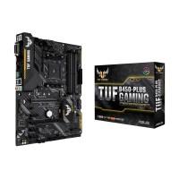 ASUS TUF B450-PLUS GAMING AM4 AMD B450 ATX AMD Motherboard