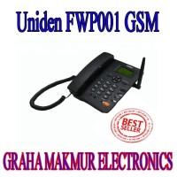 Uniden FWP001 Telepon Rumah GSM