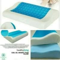 Bantal Contour Cool Gel Pillow Informa /Bantal Kesehatan