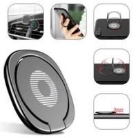 I-ring / iRing Smartphone Holder / cincin hp - Hitam