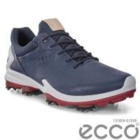 Sepatu Golf Pria Ecco Original| Ecco Biom G3 True Navy