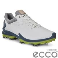 Sepatu Golf Pria Ecco Original| Ecco Biom G3 Shadow White Dark Petrol
