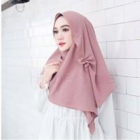 Jilbab Hijab KEYRA Segitiga Instan- Kerudung Instan Segi tiga 3 julya