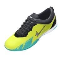 Sepatu Eagle Barracuda - Futsal Shoes - Citroen Black, 38