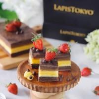 Lapis Tokyo Cake Original Fla