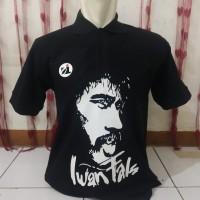 kaos kerah/polo shirt/baju keren IWAN FALS OI