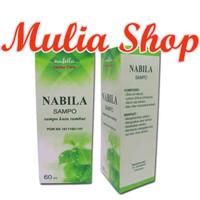 Nabila Sampo Anti Kutu Rambut BPOM 60 ml Anti Lice Shampoo