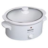 Miyako Slow Cooker - SC 630 - 6 Litre - Putih/White