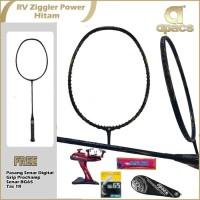 ORIGINAL APACS RV ZIGGLER POWER RAKET BADMINTON
