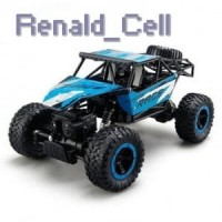 Monster Truck Bigfoot Off Road RC Remote Control 4WD 2.4GHz D813 B