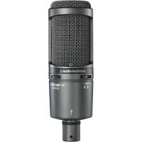 Audio Technica AT2020 USB Plus - Cardioid Condenser USB Microphone