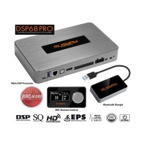 Musway DSP68Pro Processor Audio Mobil 8-Channel Fullkit