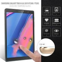 Samsung Tab A 8.0 2019 A8 P205 With S-Pen Arc Tempered Glass Antigores