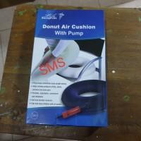 Windring / Bantal Donut Ambein Beludru