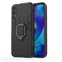Xiaomi Mi Play - Luxury Hard case Armor KickStand with i-ring