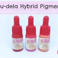 TINTA SULAM BIBIR AUDELA HYBRID PIGMENT (10 ml)