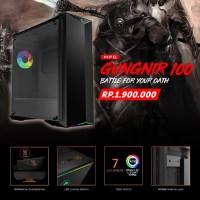 Sale MSI MPG GUNGNIR 100 - Mid Tower Gaming Case with Mystic