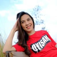 Baju Kaos Arema Oyisam Merah Raisa RED