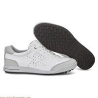 Sepatu Golf Ecco Street Retro White Original