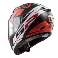 LS2 ARROW CARBON EVO FF323 REPLICA LORIS BAZ - Helm Full Face