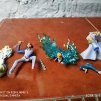 Log Box Marco Aokiji - One Piece Rare BIB