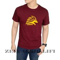 T Shirt Onic Merah - Zein Al Khalifi