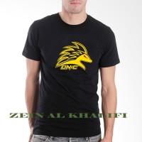 T Shirt Onic Hitam - Zein Al Khalifi