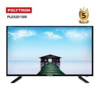 Polytron LED TV 32 32D1500 Garansi Resmi 5 Tahun Promo Murah