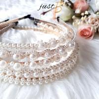 [READY] Bando Korea Mutiara Fancy Pearls 2 Variasi H037-3
