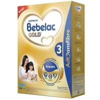 Bebelac 3 gold vanila 700 gr