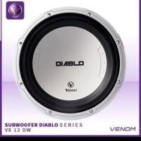 subwoofer 12 inch venom diablo vx12d/vx 12d/vx 12 d
