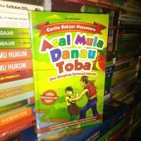 buku dongeng cerita rakyat asal mula danau toba