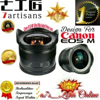 7artisans 12mm F/2.8 Ultra Wide-Angle Prime Lens For Canon EOS M-Mount