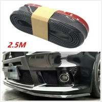 Pelindung Bumper / Bemper Mobil Depan Or Belakang Samurai Carbon Fiber
