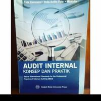 audit internal konsep dan praktik Faiz Zamzami