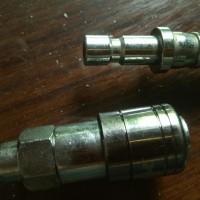 Sambungan Selang Part Vacuum Vakum Vacum Spray Extractor
