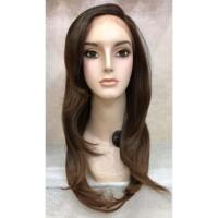 wig rambut palsu wanita fiber Lace FB177930 light BROWN