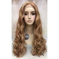 wig rambut palsu wanita fiber Lace FB1854 GOLD
