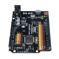 DIYMORE | Arduino Leonardo R3 Plus ATmega32U4 Module Expansion Board