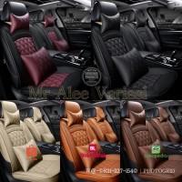 sarung jok mobil all new terios rush xenia brv 2018 2020 bahan mbtech