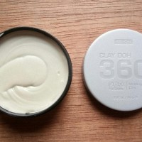 Fix Professional CLAY DOH 360 80gr ORIGINAL 100 Persen HAIR WAX POMADE