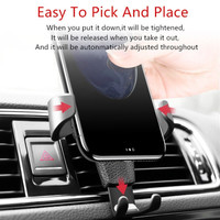 Ori Car Holder Mobil and Phone Stand In Car Air Joyseus