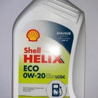 Oli Mesin Shell Helix Eco 0-20 1 lt -42242