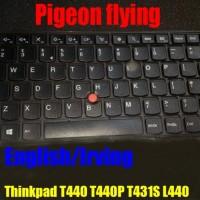 aor Original Thinkpad T440 T440S T440P T431S keyboard UKE FRU 04Y0853