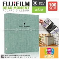 Album Dear Moment 100 Foto Fujifilm Instax Polaroid 8 9 90 SP 2R Etc