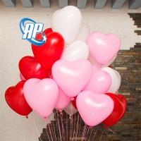 balon hati / balon latex love / balon bentuk hati / balon latex love