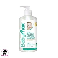 BABYMAX Baby Safe Bottle and Utensils Cleanser Pump 500 ml