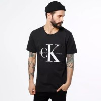 T-shirt Pria Kaos Big Size 5XL-6XL Calvin Klein