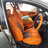 sarung jok mobil avanza 2010 plus karpet dasar